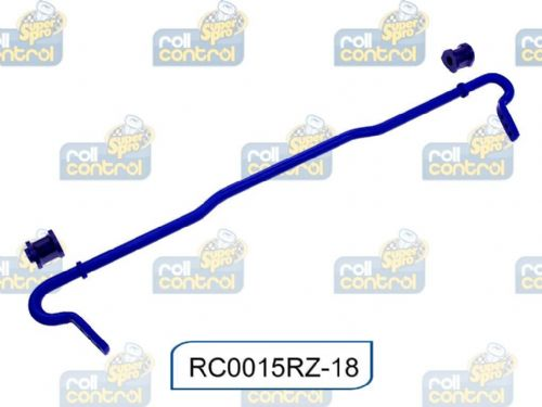 Toyota GT86 Rear Heavy-Duty Sway Bar: 18mm: Hollow 3-Position Blade Adjustable - RC0015RZ-18